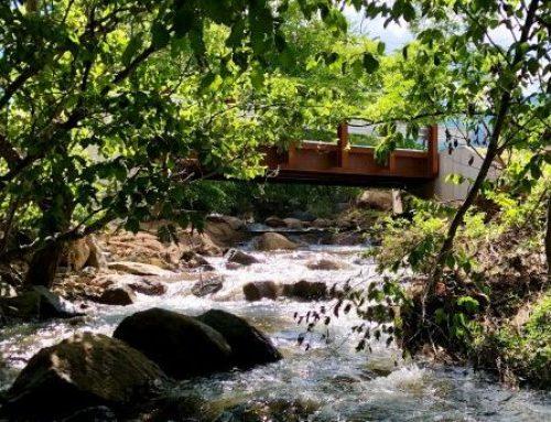 Kinsey Run Fish Blockage Removal & Stream Restoration